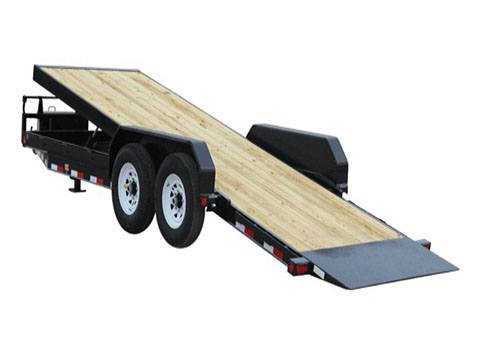 2020 PJ Trailers Powered Full Tilt (TF) 18 ft. in Kansas City, Kansas