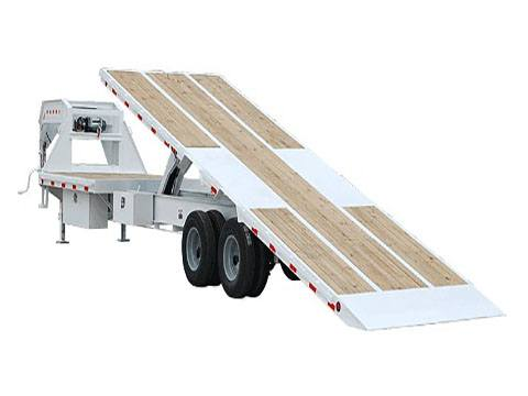 2020 PJ Trailers Tandem Dual Tilt (TD) 40 ft. in Hillsboro, Wisconsin - Photo 1