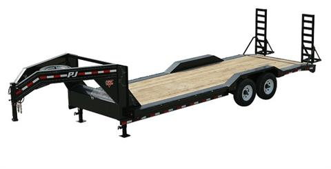 2020 PJ Trailers 8 in. Channel Super-Wide (B8) 20 ft. in Hillsboro, Wisconsin - Photo 2