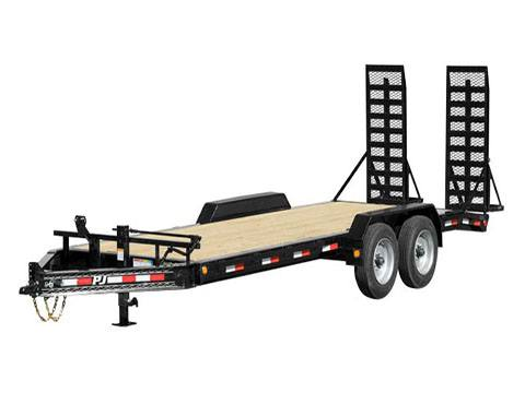 2020 PJ Trailers 8 in. Pro-Beam Equipment (H4) 22 ft. in Hillsboro, Wisconsin