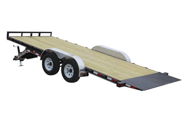 2021 PJ Trailers 83 in. Hydraulic Quick Tilt (TH) 18 ft. in Acampo, California