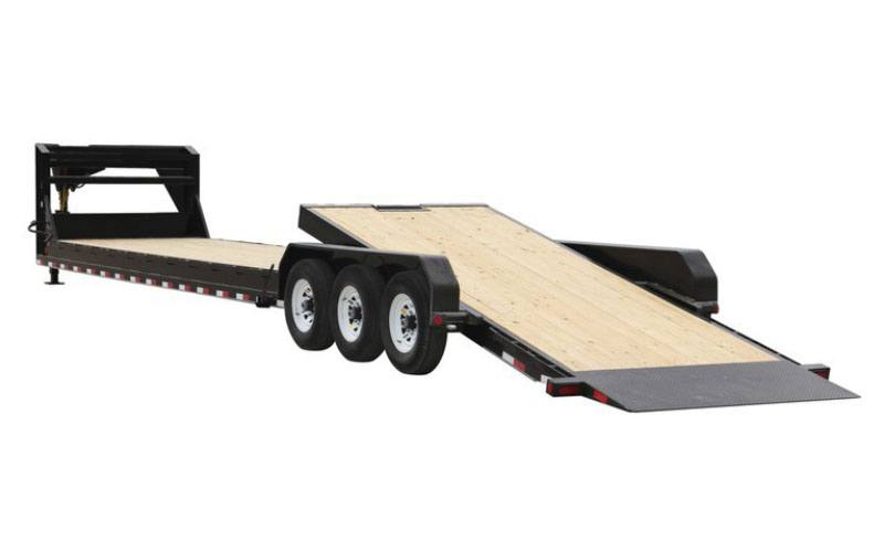 2021 PJ Trailers 8 in. Channel Tilt (T7) 38 ft. in Elk Grove, California