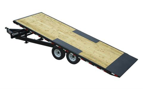 2021 PJ Trailers Deckover Tilt (T8) 24 ft. in Montezuma, Kansas