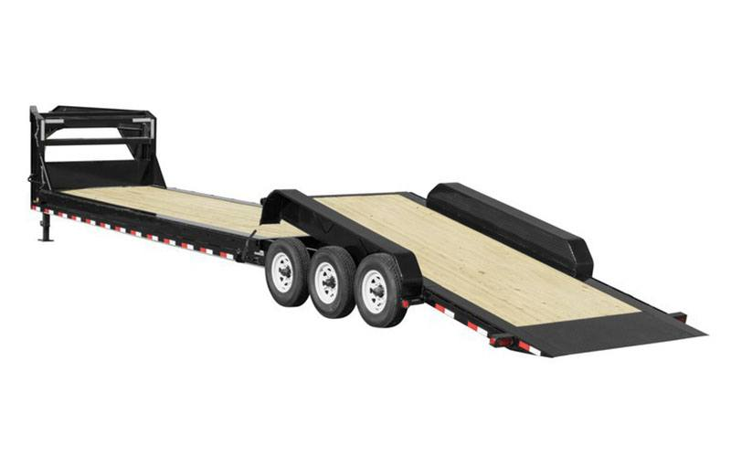 2021 PJ Trailers HD Equipment Tilt 8 in. Channel (TK) 20 ft. in Acampo, California