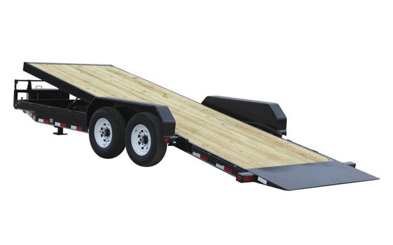 2021 PJ Trailers Powered Full Tilt (TF) 18 ft. in Acampo, California