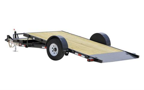 2021 PJ Trailers Single Axle HD Tilt (T1) 13 ft. in Kansas City, Kansas