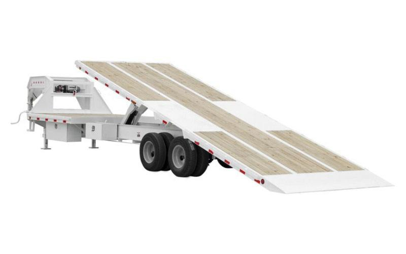 2021 PJ Trailers Tandem Dual Tilt (TD) 24 ft. in Acampo, California