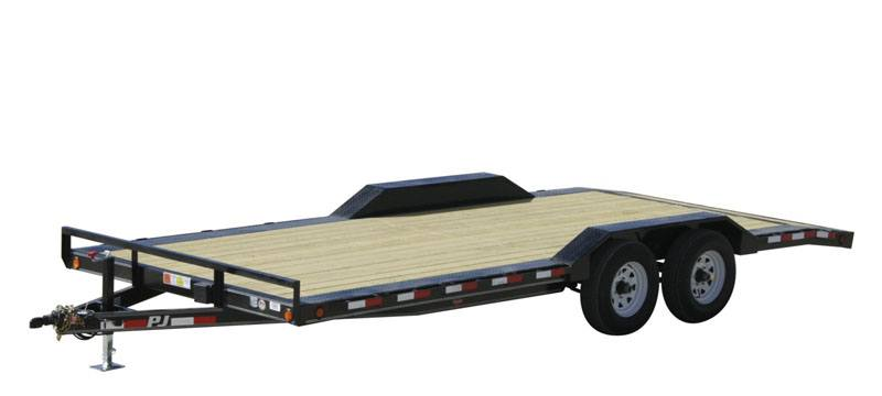 2021 PJ Trailers 5 in. Channel Buggy Hauler (B5) 22 ft. in Acampo, California - Photo 1