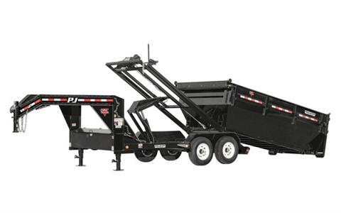 2021 PJ Trailers 14K Low-Profile Dump (DG) in Kansas City, Kansas