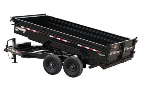 2021 PJ Trailers 14K Low-Profile Dump PRO (DL) 16 ft. in Kansas City, Kansas