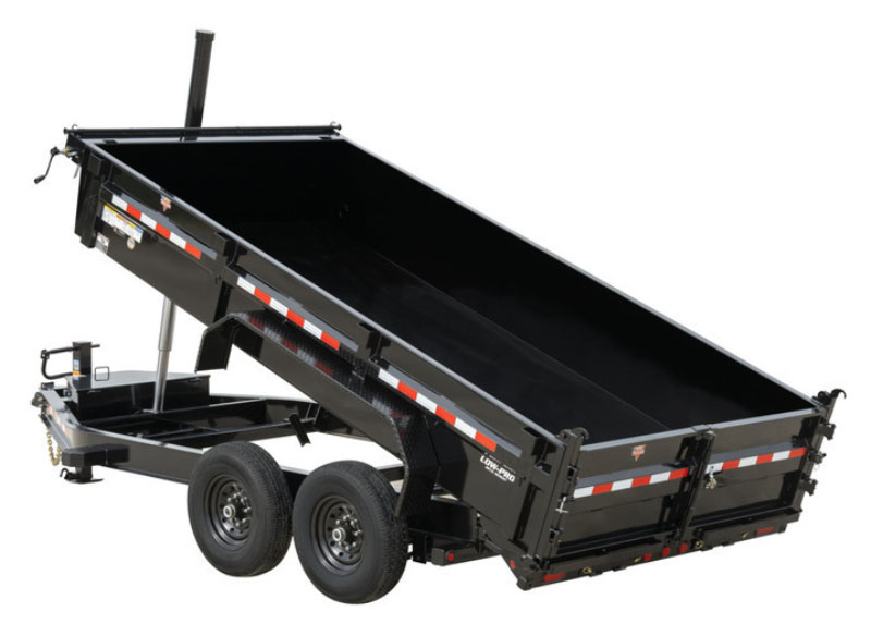 2021 PJ Trailers 83 in. Pro-Lift Dump (DT) in Hillsboro, Wisconsin