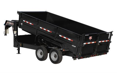 2021 PJ Trailers HD Low-Pro Dump (DE) 16 ft. in Kansas City, Kansas