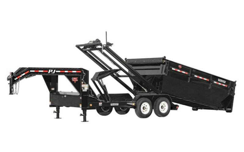 2021 PJ Trailers Roll-Off Dump (DR) in Elk Grove, California