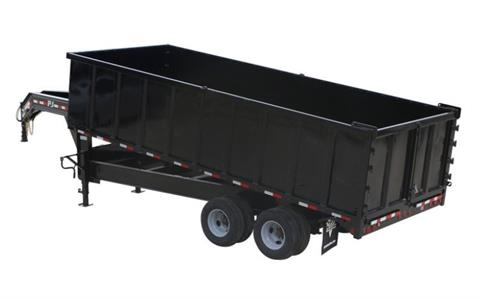 2021 PJ Trailers Tandem Dual Dump (DD) 18 ft. in Kansas City, Kansas