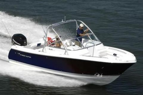 2017 Pro-Line 23 Dual Console in Holiday, Florida