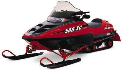 2000 Polaris Indy 500 Xc Sp 45th Anniversary Edition Snowmobiles