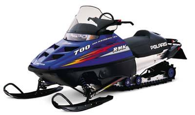 2000 Polaris Indy 700 RMK for sale 4916