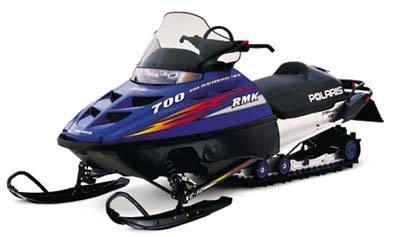 2000 Indy 700 RMK
