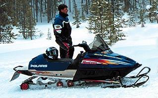 2001 Indy Trail RMK