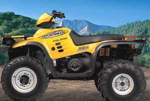 2002 Sportsman 500 H.O.
