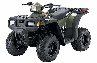 2004 Polaris Sportsman 90 in Elk Grove, California