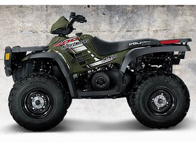 2004 Polaris Sportsman 400 in Annville, Pennsylvania