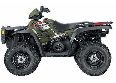 2004 Polaris Sportsman 500 H.O. in Ironwood, Michigan