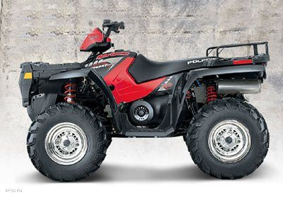 2005 Polaris Sportsman 800 Twin EFI in Eagle Bend, Minnesota - Photo 1