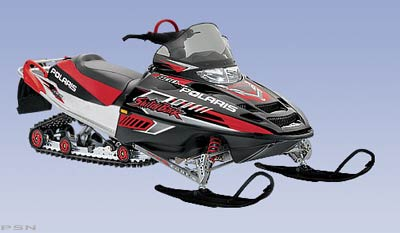 2005 Polaris 800 Switchback in Newport, New York