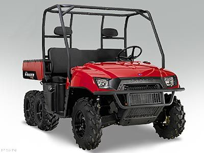 2005 Polaris Ranger 6x6 Limited Edition in Paso Robles, California