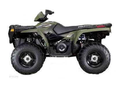2006 Polaris Sportsman 500 H.O. for sale 66036