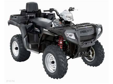 2006 Polaris Sportsman X2 in Caroline, Wisconsin