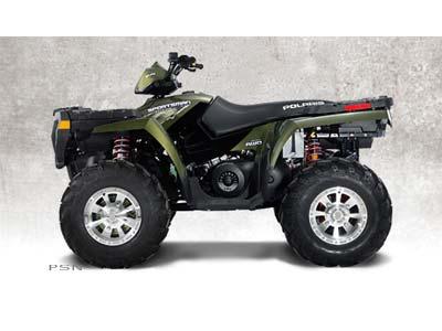 2007 500 EFI