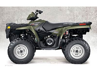 2007 Polaris Sportsman 450 1