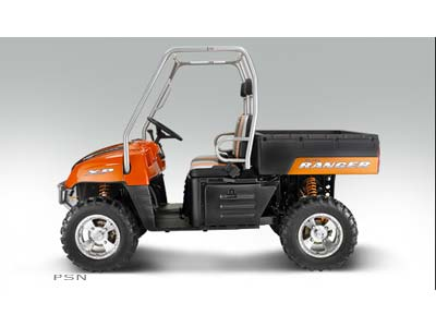 2007 Ranger XP Orange Crush Limited Edition