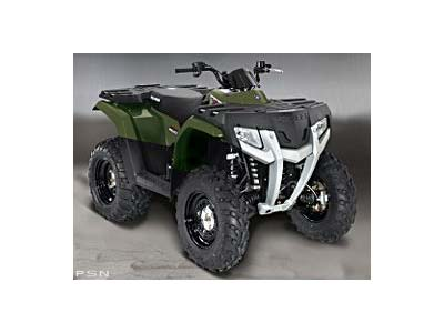 2008 Polaris Sportsman® 400 H.O. in Lebanon, Maine