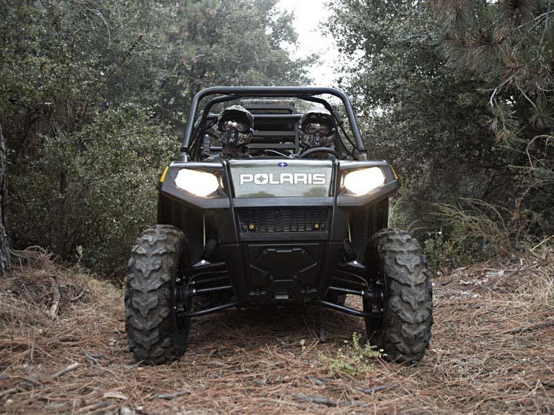 2008 Polaris Ranger RZR 9