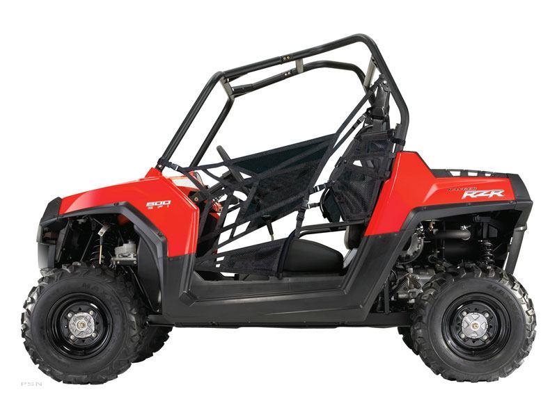 2008 Polaris Ranger RZR 7