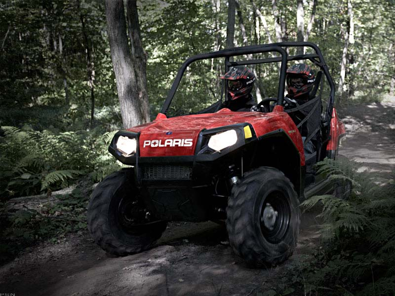 2008 Polaris Ranger RZR 10