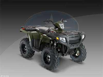 2009 Polaris Sportsman® 500 H.O. in Saint Johnsbury, Vermont