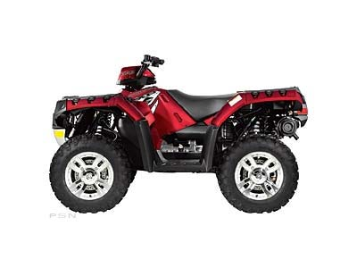 2009 Sportsman  850 XP EFI with EPS