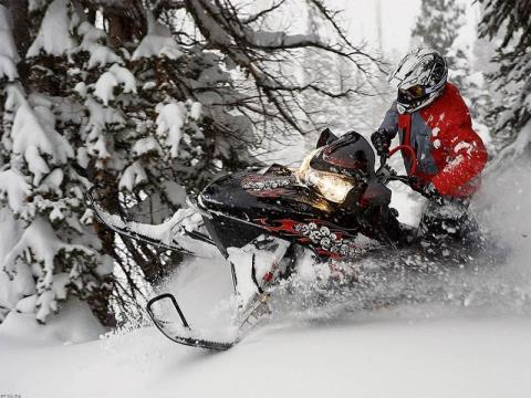 2009 Polaris 600  RMK Shift 144 in Iowa Falls, Iowa