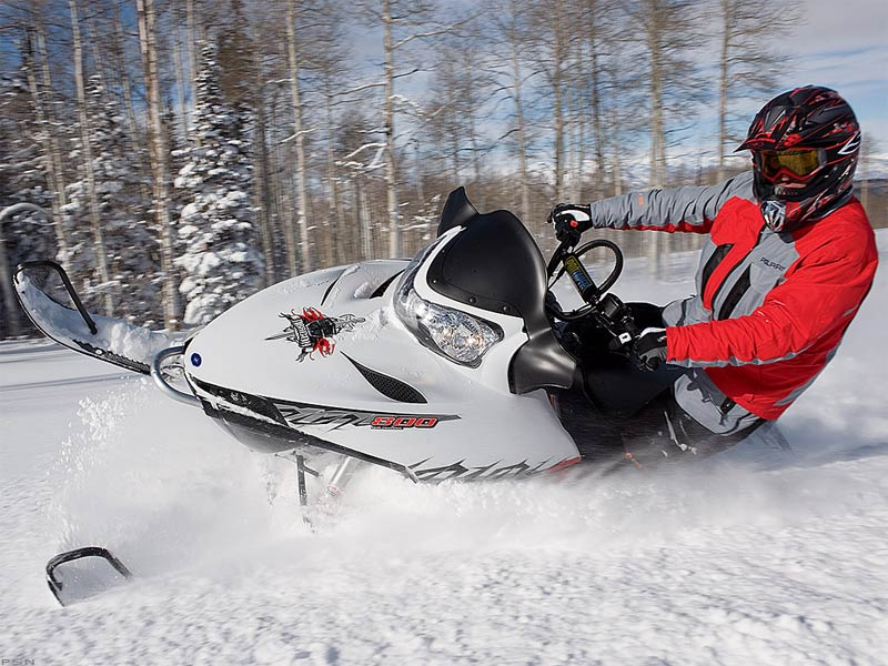2009 Polaris 800 Dragon RMK 155 in Auburn, California