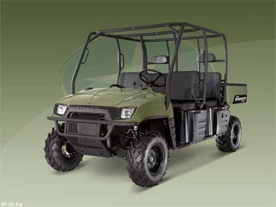 2009 Polaris Ranger™ Crew in El Campo, Texas
