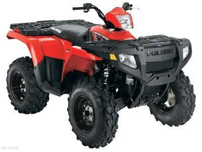 2010 Polaris Sportsman® 500 H.O. in Terre Haute, Indiana