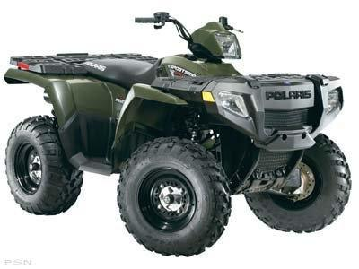 2010 Polaris Sportsman® 500 H.O. in Jasper, Alabama