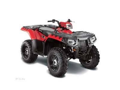 2010 Sportsman 550