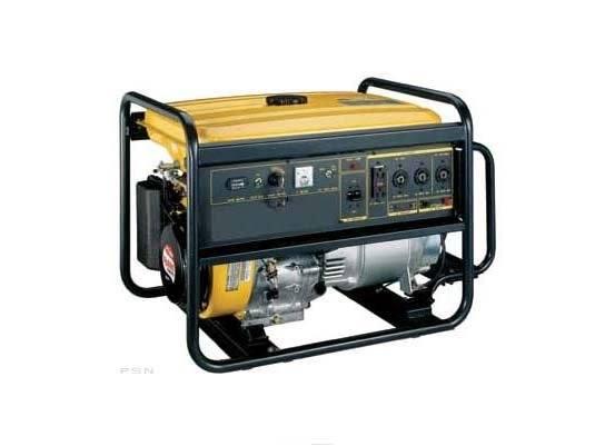 electric generators. exterior electric generators