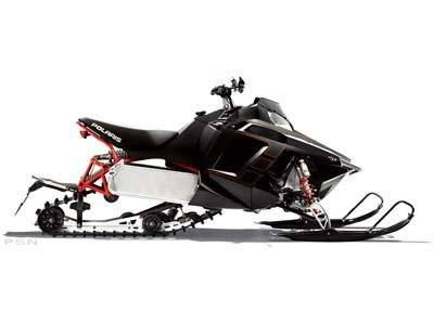 2010 Polaris 600 Rush ES in Muskegon, Michigan