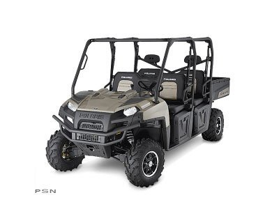 2010 Polaris Ranger 800 EFI Crew®LE in Estill, South Carolina